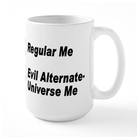 Evil Me Large Mug