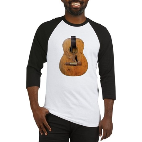 Trigger, Willy Nelson's Guitar Baseball Jersey
