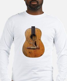 Trigger, Willy Nelson's Guitar Long Sleeve T-Shirt