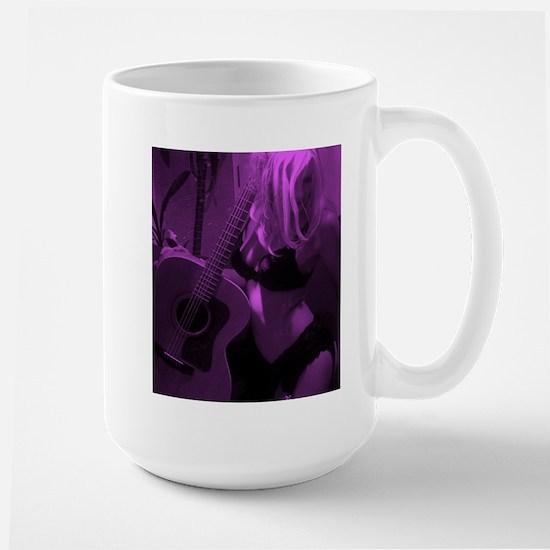 Asa Ash -Pink Large Mug