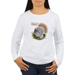 World Class Turkey Women's Long Sleeve T-Shirt