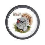 World Class Turkey Wall Clock