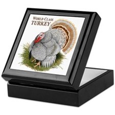 World Class Turkey Keepsake Box