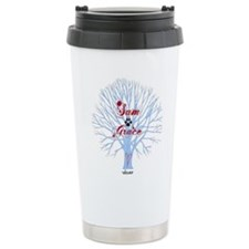 Shiver- Sam and Grace Travel Mug