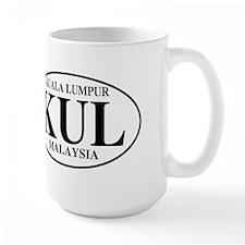 KUL Kuala Lumpur Mug