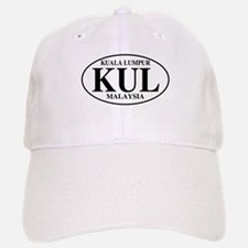 KUL Kuala Lumpur Baseball Baseball Cap