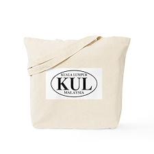 KUL Kuala Lumpur Tote Bag