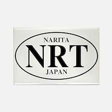 NRT Narita Rectangle Magnet