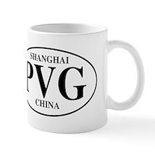 PVG Shanghai Mug