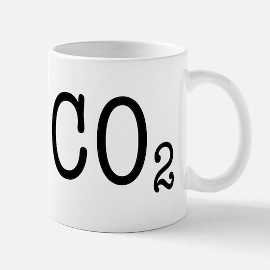 I LOVE CO2 (design_02) Mug