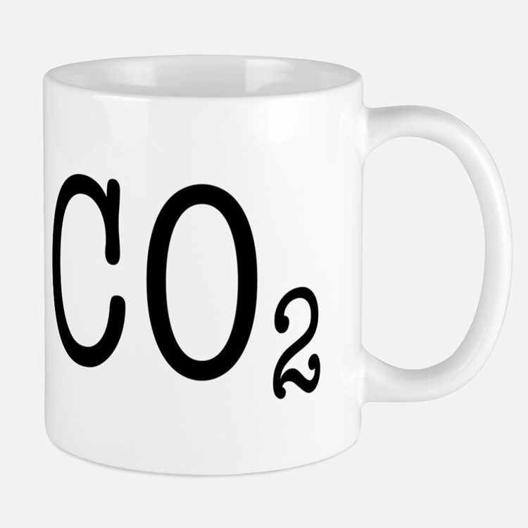 I LOVE CO2 (design_02) Mug
