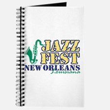 Jazz Fest NOLA sax Journal