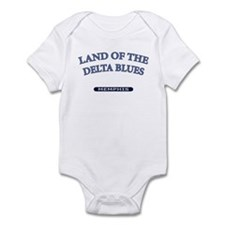 Memphis1 Infant Bodysuit