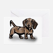 Dachshund Greeting Cards (Pk of 10)