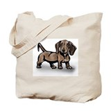 Wiener dogs Regular Canvas Tote Bag