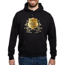 Heart of Gold Hoodie