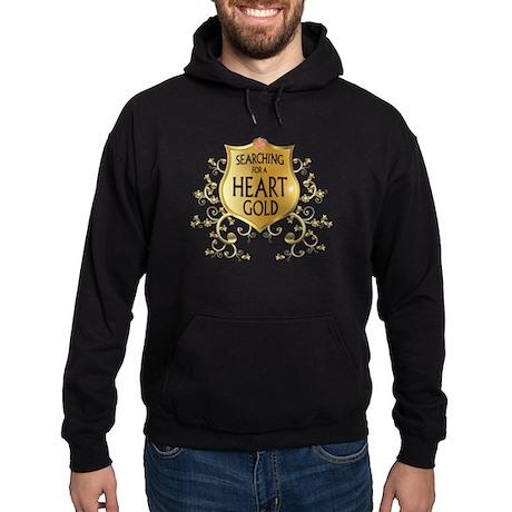 Heart of Gold Hoodie (dark)