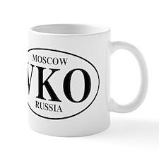 VKO Moscow Mug