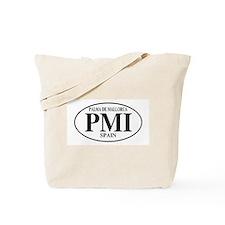 PMI Palma De Mallorca Tote Bag