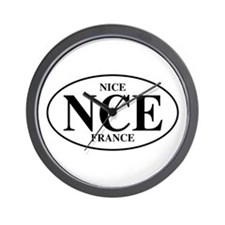 NCE Nice Wall Clock