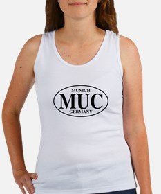 MUC Munich Women's Tank Top