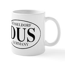 DUS Dusseldorf Mug