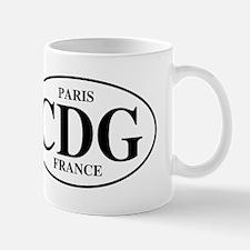CDG Paris Mug