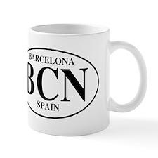 BCN Barcelona Mug