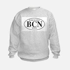 BCN Barcelona Sweatshirt