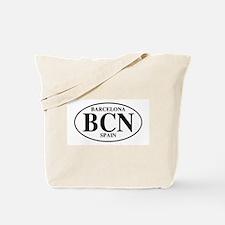 BCN Barcelona Tote Bag