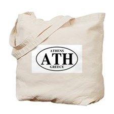 ATH Athens Tote Bag