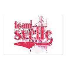 Team Svelte Postcards (Package of 8)