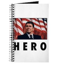 Ronald Reagan: HERO Journal