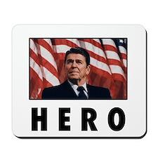 Ronald Reagan: HERO Mousepad