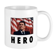 Ronald Reagan: HERO Mug