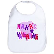 Nana's Valentine Bib
