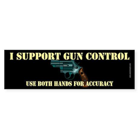 Gun Bumper Stickers - Car Stickers | Zazzle |Gun Bumper Stickers