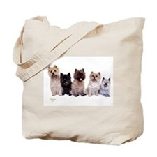 Cairn Terriers Tote Bag