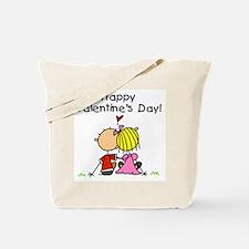 In Love Valentine Tote Bag