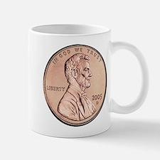Cute Penny Mug