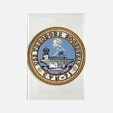 USS Theodore Roosevelt CVN 71 Rectangle Magnet