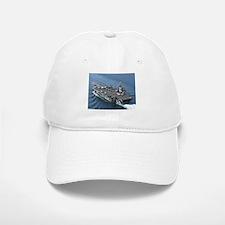 USS Theodore Roosevelt Baseball Baseball Cap