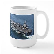 USS Theodore Roosevelt Mug
