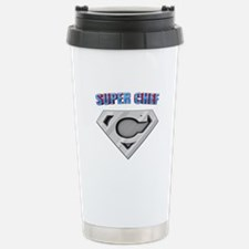 Super Chef's Stainless Steel Travel Mug