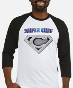 Super Chef's Baseball Jersey