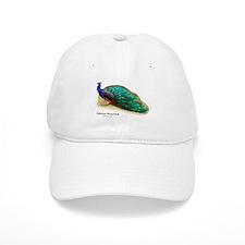Indian Peacock Baseball Cap