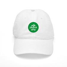 Peace Salaam Shalom Baseball Cap