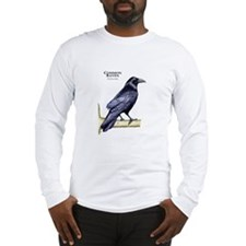 Common Raven Long Sleeve T-Shirt