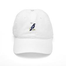 Common Raven Baseball Cap