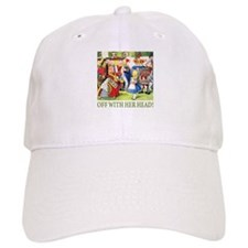 OFF WITH HER HEAD! Baseball Cap